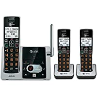 ATT ATTCL82313 Cordless Answering System with Caller ID/Call Waiting (3-handset system)