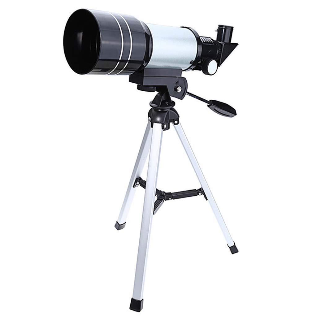 Keitio New Space Telescope Monocular Professional Aluminum Tripod Balo Lens Eyepiece Moon Filter by Keitio