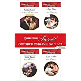 Harlequin Presents October 2016 - Box Set 1 of 2: The Return of the Di Sione Wife\Baby of His Revenge\A Deal with Alejandro\Indebted to Moreno