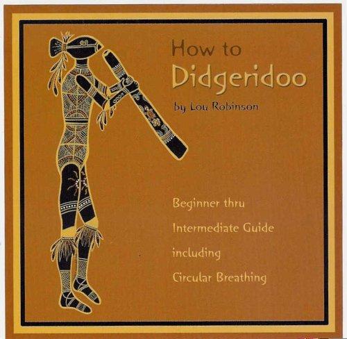 How Didgeridoo Lou Robinson product image