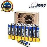 ALLMAX All-Powerful Alkaline Batteries- AAA (24-Pack), Ultra Long Lasting, Leak-Proof, 1.5V Cell