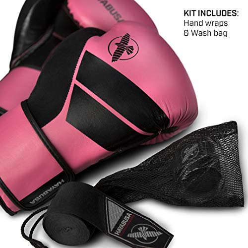 Hayabusa Boxing S4 Training Gloves Pink Small 12oz