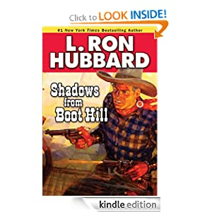 Shadows from Boot Hill (Stories from the Golden Age) L. Ron Hubbard