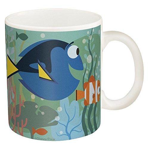 Zak! Designs Ceramic Mug with Dory from Disneys Finding Dory 11.5 oz.