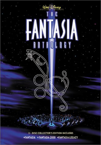 The Fantasia Anthology (3-Disc Collector's Edition) by Walt Disney Video
