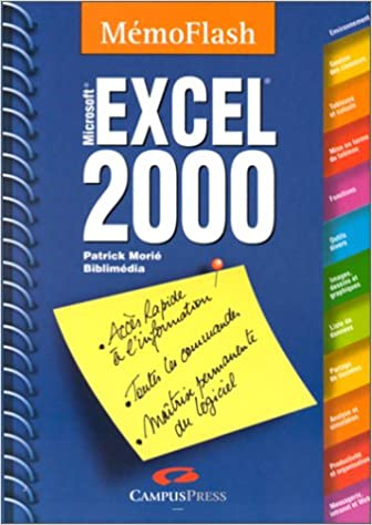 Book Excel 2000 : Microsoft