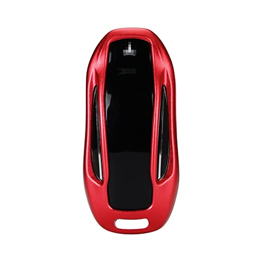 Llavero, diseño de Tesla, jonwelsy aleación de aluminio ...