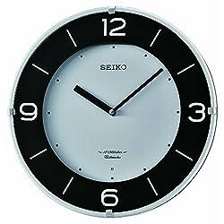 Seiko QXM358SLH Japanese Quartz Wall Clock
