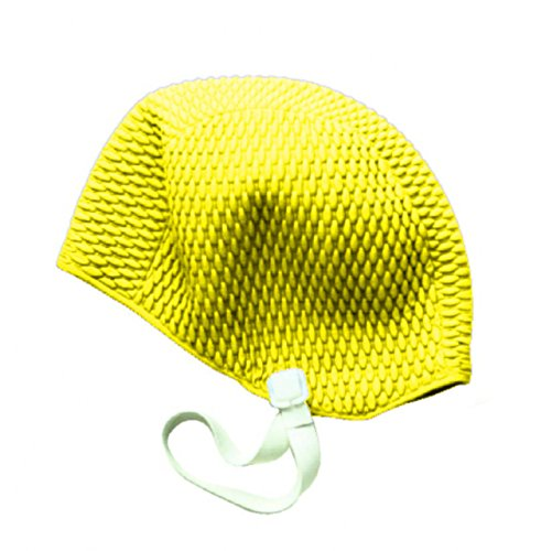 Sportsgear US Swimhat Bubble Strapless Adult, Pack of 2