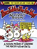 Times Tables the Fun Way Activity Book, Judy Liautaud, 1883841488