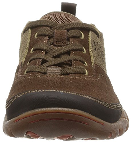 Merrell Women's Mimosa Hope Low-Top Sneakers Brown (Tortoise Shell) At1cUmf0p