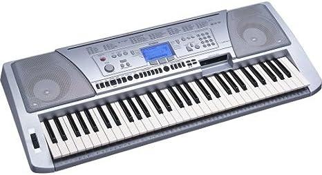 Yamaha PSR-450 - Teclado (requiere fuente de alimentación ...