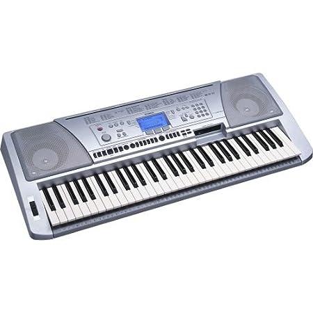 Yamaha PSR-450 - Teclado (requiere fuente de alimentación PA150A): Amazon.es: Instrumentos musicales