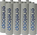 Best AAA Batteries - Panasonic Eneloop AAA 4th generation NiMH Pre-Charged Rechargeable Review