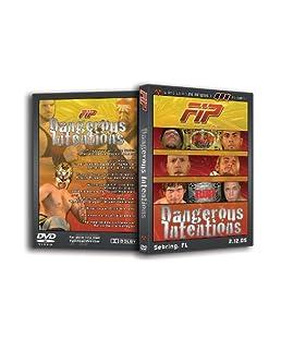 Full Impact Pro Wrestling: FIP - Dangerous Intentions DVD
