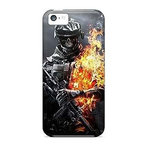 LJF phone case Elaney Perfect Tpu Case For iphone 6 plus 5.5 inch/ Anti-scratch Protector Case (battle Field Zombie)