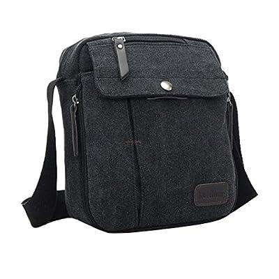 46fc9bc13d2e 60%OFF Elever shoulder bag,Small Canvas Shoulder Bag Messenger Bag ...