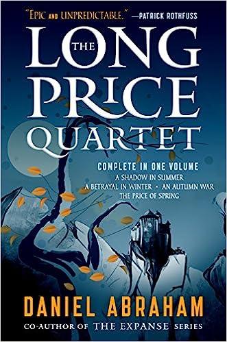 The Long Price Quartet