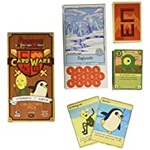 Adventure Time Card Wars Lemongrab Game