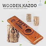 High-end Wood Kazoo Instrument Ukulele Guitar