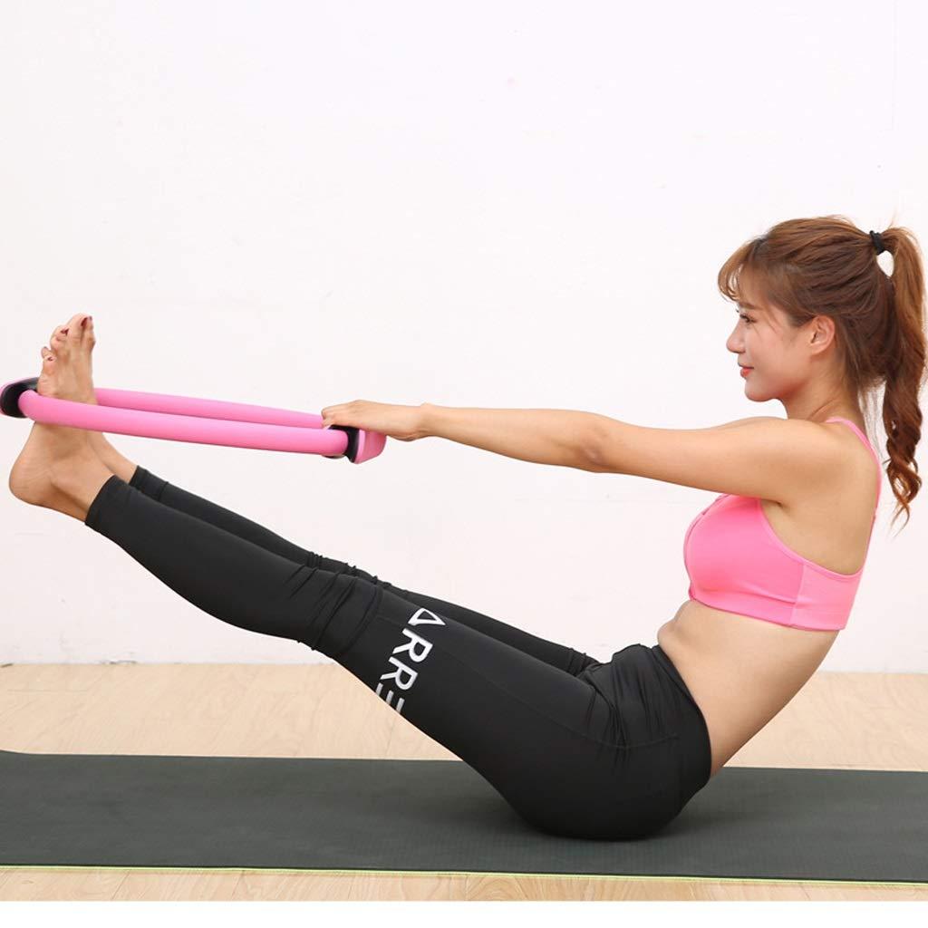 RYR Pilates Anillo Circulo,Yoga Ejercicio Fitness Doble Asa ...