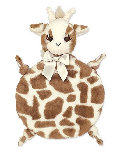 Small Giraffe Lovey Security Blanket