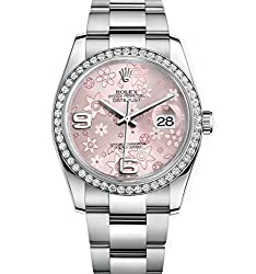rolex diamond watch