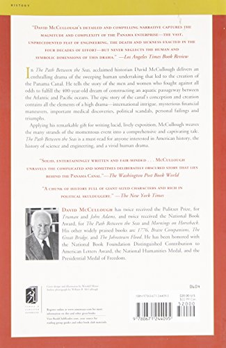 the creation of the panama canal essay The path between the seas: the creation of the panama canal, 1870-1914 by david mccullough in djvu, doc, rtf download e-book.
