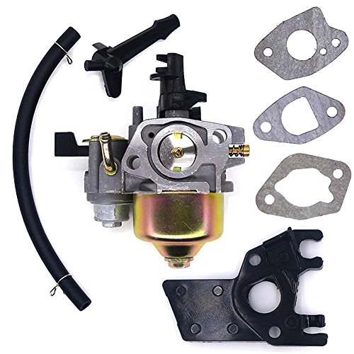 (Lumix GC Insulator Air Intake Gaskets Carburetor For Generac Pressure Washer 2500PSI 2700PSI 2800PSI 2.3GPM 2.5GPM 2.7GPM 6020 5987 6022 6022-2 5989 6595-0 6596)