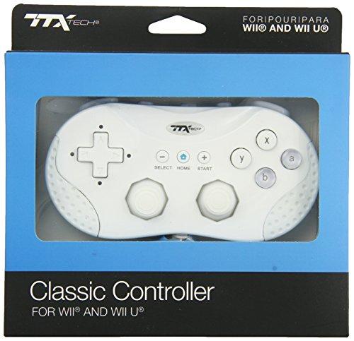 TTX Tech Wii/Wii U Classic Controller