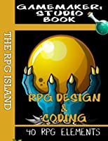 GameMaker Studio Book – RPG Design and Coding Front Cover