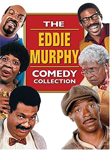The Eddie Murphy Comedy Collection (Martin Lawrence Comedy Dvd)
