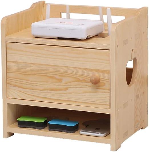 Estructuras, baldas y cajones Cajas De Madera Organizador De ...