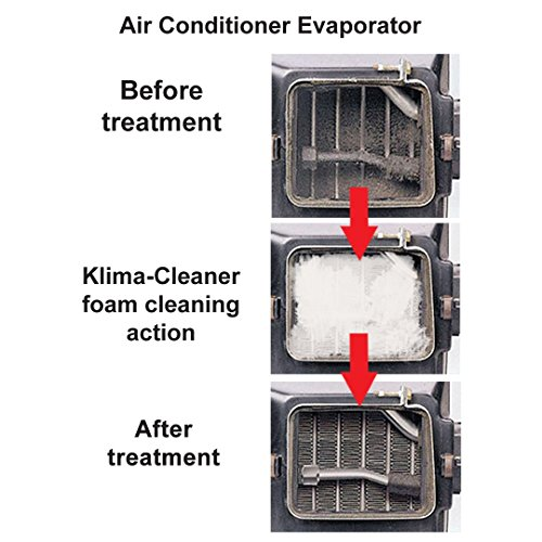 Nextzett 96110515 Klima Cleaner Air Conditioner Cleaner