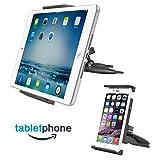 APPS2Car Universal Tablet CD Slot Car Mount Holder Stand