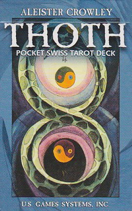 Aleister Crowley Thoth Tarot (Pocket Edition)