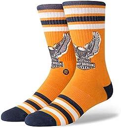 Best Shopping Men Harley Eagle Socks