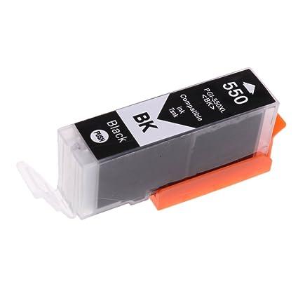 Cartucho de Tinta 550xl Accesorios de Impresora 3D Compatible con ...