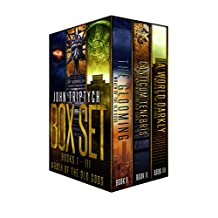 Wrath of the Old Gods Box Set 1: Books 1-3 (The Glooming, Canticum Tenebris, A World Darkly) (Wrath of the Old Gods (Box Set))