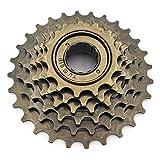 Lixada Mountain Bike Bicycle 7 Speed 28T Cassette Freewheel