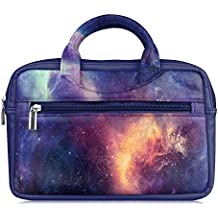 Fintie Universal 6 - 8 Inch Tablet Zipper Sleeve, Premium PU Leather Travel Carry Case for Fire HD 8 (6th 7th Gen), Fire (5th 7th Gen), Fire 7 Kids Edition, Kindle, Kindle Oasis, iPad Mini, Galaxy