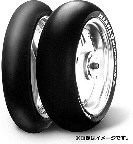 Pneumatici Pirelli DIABLO SUPERBIKE 200//60 R 17 NHS TL SC1 Posteriore RACING NHS    gomme moto e scooter