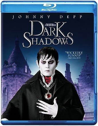 Dark Shadows Edizione: Stati Uniti Reino Unido Blu-ray: Amazon.es: Depp/Carter: Cine y Series TV