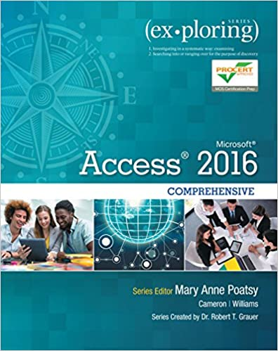 Amazon exploring microsoft office access 2016 comprehensive amazon exploring microsoft office access 2016 comprehensive exploring for office 2016 series ebook mary anne poatsy eric cameron robert grauer fandeluxe Image collections