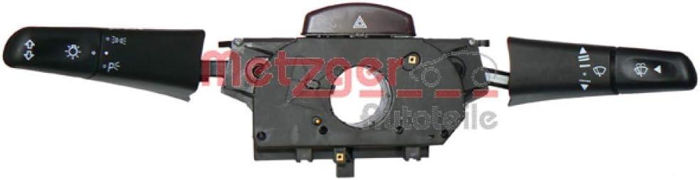 Hauptlicht Metzger 0916162 Schalter