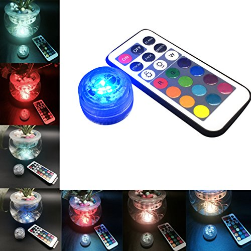 Led Candle Light Water Fountain
