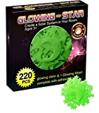 Best Glowing Stars - Glowing in the Dark Stars Wall Stickers Adhesive Review
