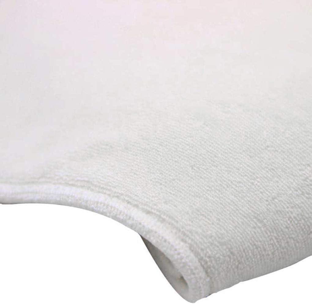 PRENKIN Infantiles Adultos Color s/ólido Reutilizable Lavable Respirable Absorbente de Microfibra de pa/ñales de m/últiples Capas de pa/ñales de los panales del Wrap
