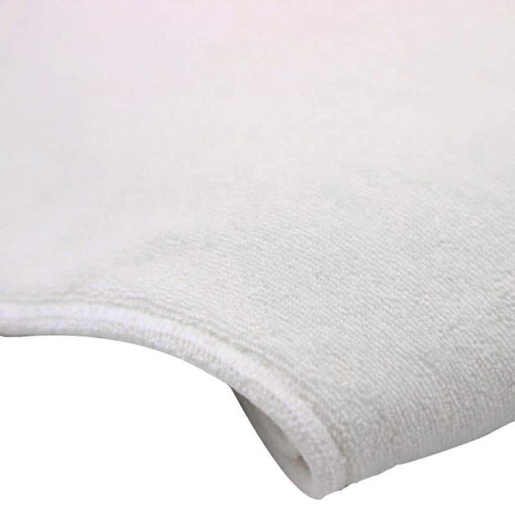 Zerama Adultos Infantiles Color s/ólido Reutilizable Lavable Respirable Absorbente de Microfibra Wrap pa/ñal Pa/ñales