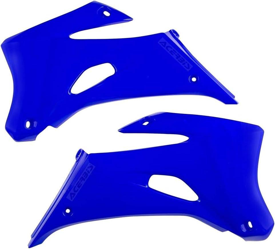 Acerbis Radiator Shroud Set for 07-11 Yamaha WR450F Blue
